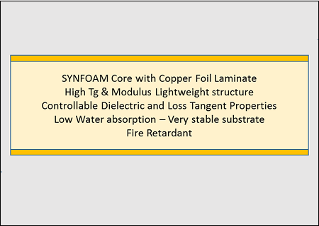 Photo of SynFom LG Syntactic Foam.